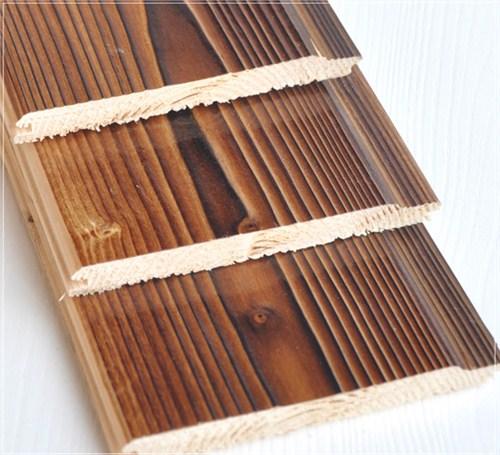 河南碳化木量大从优 上海熊二木结构工程供应