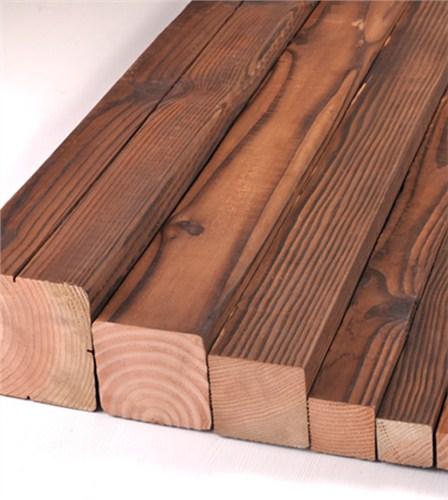 安徽碳化木制造厂家 上海熊二木结构工程供应