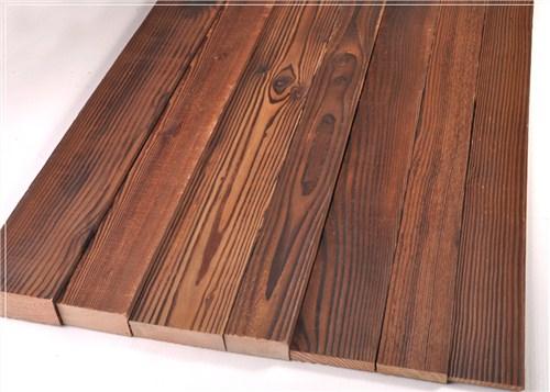 湖南专业碳化木厂家直供 上海熊二木结构工程供应