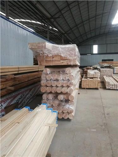 上海優質花旗松膠合木 上海熊二木結構工程供應