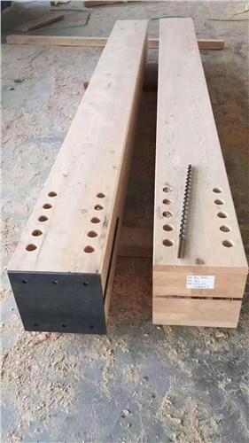湖北優質花旗松膠合木多少錢 上海熊二木結構工程供應