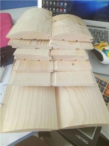 安徽正规云杉护墙板 上海熊二木结构工程供应