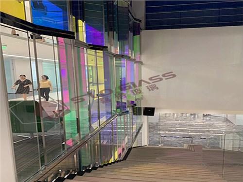 专业炫彩玻璃推荐厂家 和谐共赢「上海喜洛玻璃制品供应」