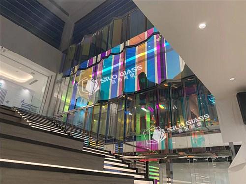 黄浦区炫彩玻璃销售厂家 诚信服务「上海喜洛玻璃制品供应」