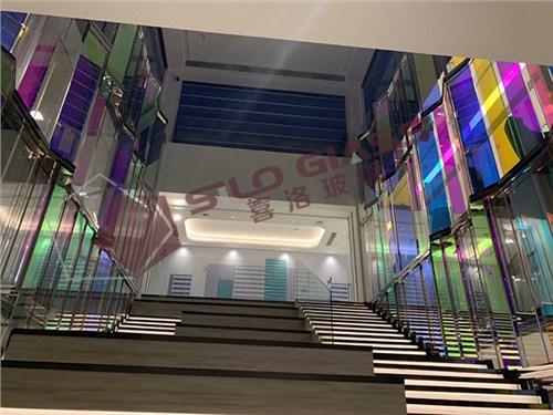 金山区炫彩玻璃销售厂家 诚信服务「上海喜洛玻璃制品供应」