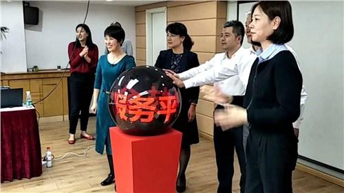 提供上海60cm触摸启动球_租赁_鑫琦供