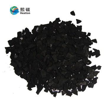 江苏空气净化用椰壳活性炭厂家供应 上海熙碳环保科技供应