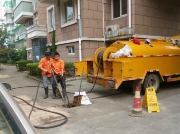 浙江口碑好高压清理管道淤泥哪家好 服务至上 上海筱兢管道疏通工程供应