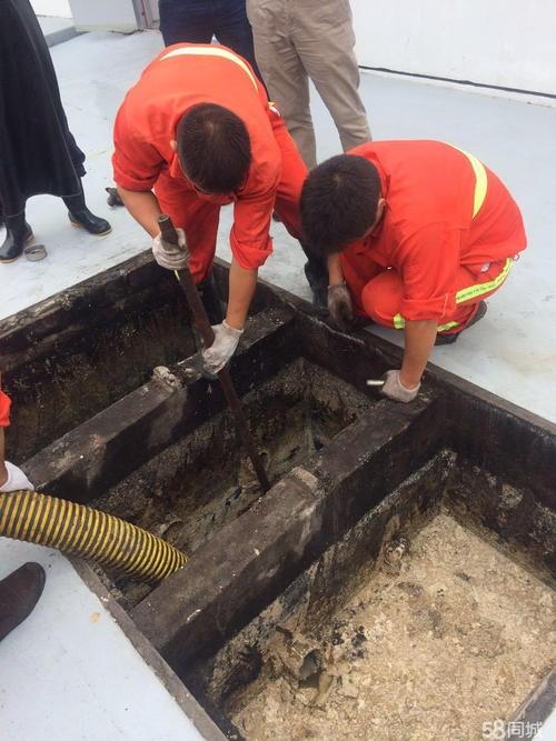 浙江正規高壓清理管道淤泥服務至上 值得信賴 上海筱兢管道疏通工程供應