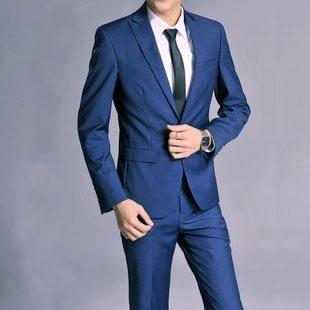 销售上海黄浦区男士西装套装定做直销昕新供