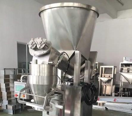 广州自动双螺旋充填包装机价格,双螺旋充填包装机