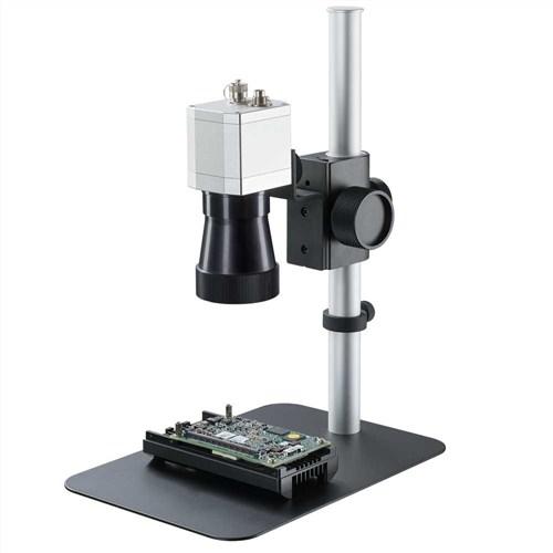 欧普士optris 显微镜头红外热像仪 最小可测28 μm