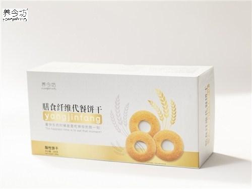 江蘇健康的膳食纖維代餐餅干 上海養今坊生物科技供應