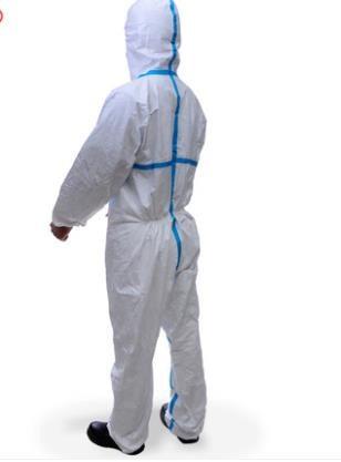 胶条型医用防护服报价,医用防护服