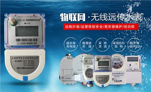 广西远程物联网水表 上海裕沛电子科技供应