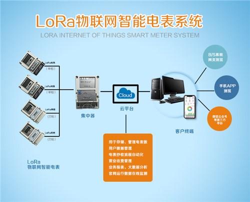 山东远程LORA无线智能电表家用 上海裕沛电子科技供应