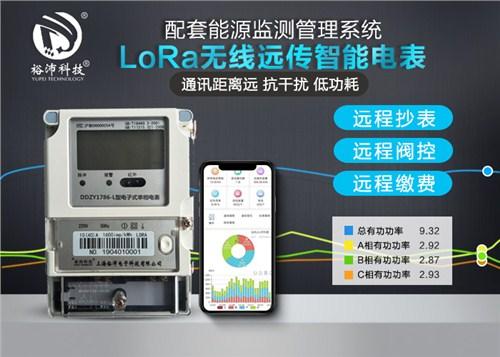 河北LORA无线智能电表哪家好 上海裕沛电子科技供应