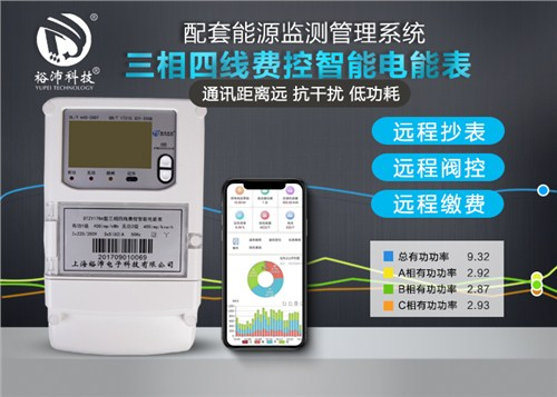 湖北三相电表需要多少钱 上海裕沛电子科技供应