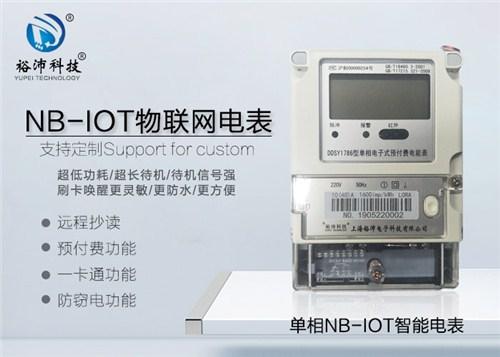 上海NB物联网电表哪家好 上海裕沛电子科技供应