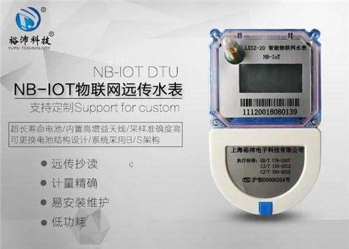安徽NB-IOT水表厂家 上海裕沛电子科技供应