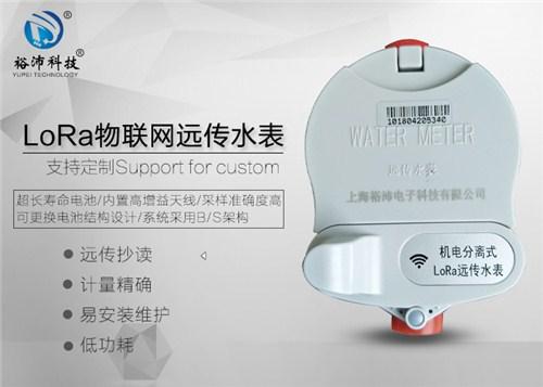 金山区远程水表价钱「上海裕沛电子科技供应」