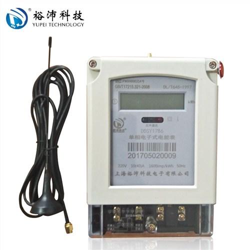 江西智能电表效果好 上海裕沛电子科技供应