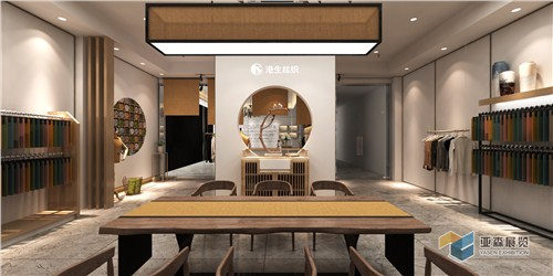 上海展厅设计装修要多少钱 和谐共赢「亚森供应」