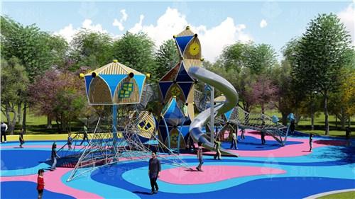 湖南专业室外儿童乐园承诺守信,室外儿童乐园