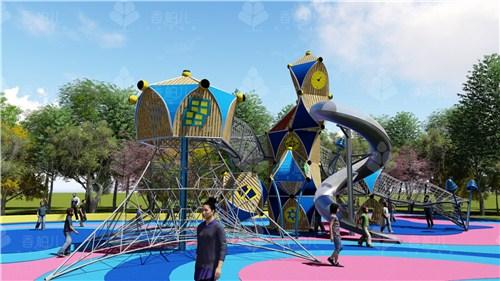 上海专业室外儿童乐园免费咨询 贴心服务「上海羽睿科技发展供应」