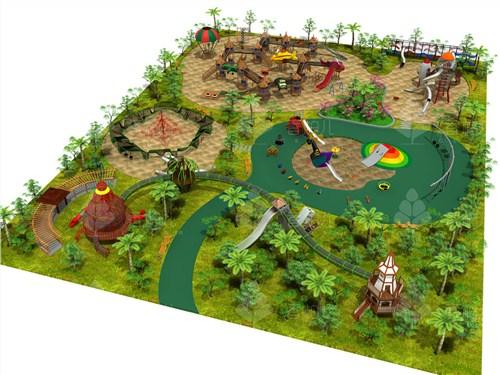 浙江专业室外儿童乐园价格 值得信赖「上海羽睿科技发展供应」