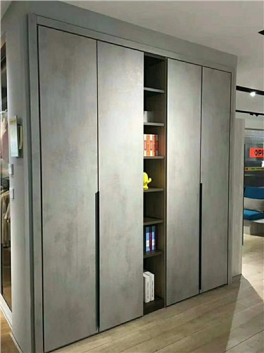 供應上海現代衣柜定制價格 豫遠建材供