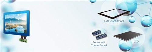 天津优质AMT触摸屏销售价格「上海卓朗计算机科技供应」