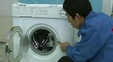 昆明站小天鹅洗衣机清洗养护 昆明肆合家电维修服务
