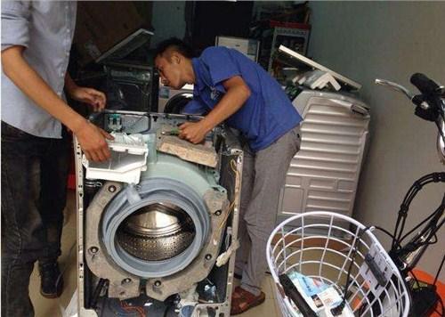 昆明洗衣机清洗养护400-618-4449 昆明肆合家电维修服务