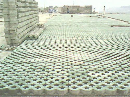 深圳優良六角植草磚多少錢,六角植草磚