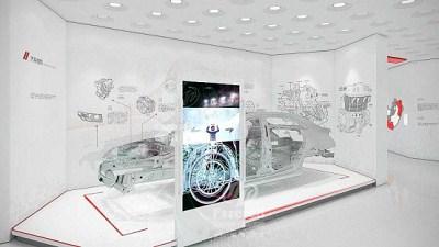 安徽原装多媒体展厅,多媒体展厅