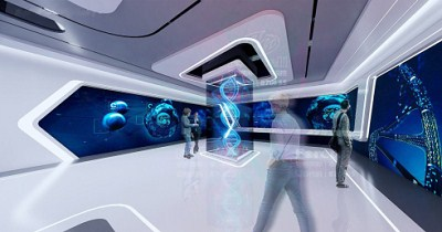 楊浦區原裝多媒體展廳的用途和特點 值得信賴「上海蘇韻智能科技供應」