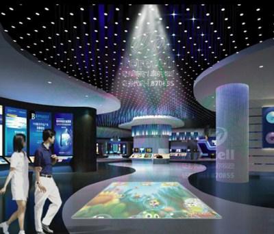 浦東新區智能多媒體展廳多少錢 創造輝煌「上海蘇韻智能科技供應」