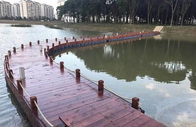 上海浮桥厂家供应「苏州伯利恒水上设施工程供应」