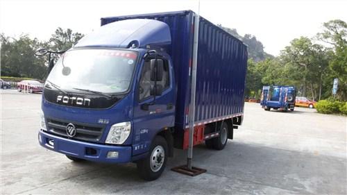 上海库存厢式运输车规格尺寸,厢式运输车