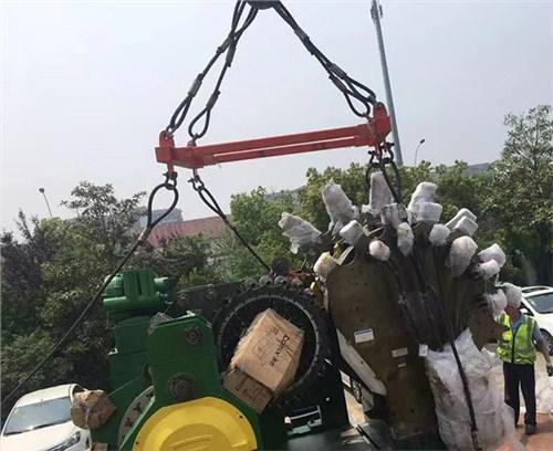 张家港设备吊装靠谱公司「旺吉供应」