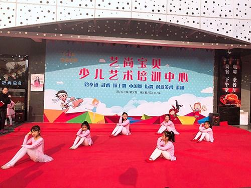吴中中国舞辅导「艺尚宝贝供应」
