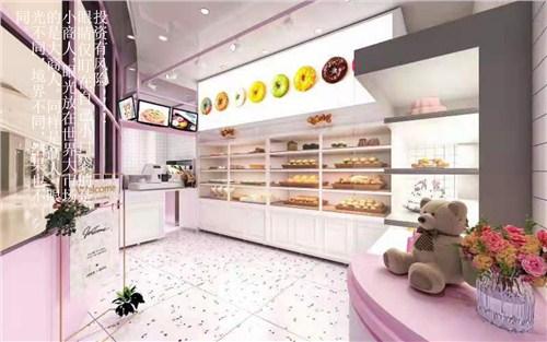 張掖口碑好甜甜圈加盟多少錢「陜西愛漪餐飲管理供應」