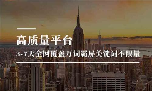 淮安区全网推广报价 树先生供应