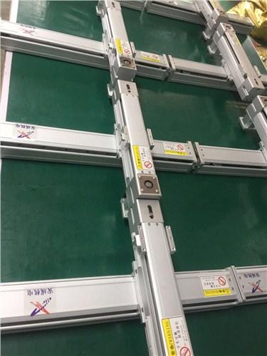 广东点胶机同步带滑台 深圳市安成机电供应