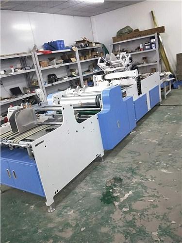 广东直销全自动单张胶片贴窗机厂家 深圳市德峰源自动化设备科技供应