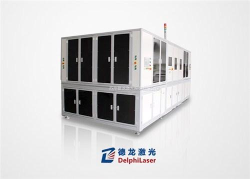上海优质全自动玻璃激光倒角设备报价 苏州德龙激光供应