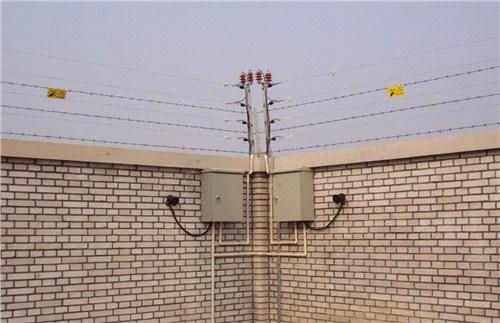 无锡小区电子围栏系统图 苏州晟盟信息科技供应