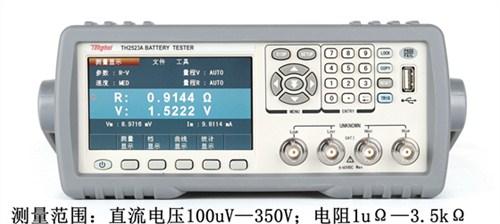 湛江测试速度快电池内阻测试仪品牌企业 值得信赖「明普及供应」