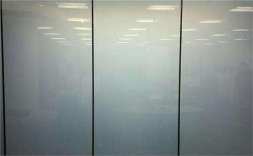 深圳磨砂钢化玻璃厂家哪家好  深仁和供